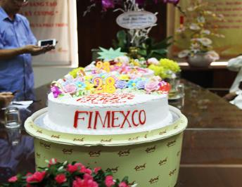 WELCOME THE 28TH FOUNDATION ANNIVERSARY OF FIMEXCO JOINT STOCK COMPANY