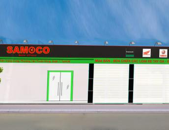 MOTORCYCLE WARRANTY REPAIR SERVICE TRADING CENTER – A BRANCH OF SAMOCO TRADING CO., LTD – IS LAUNCHING SOON