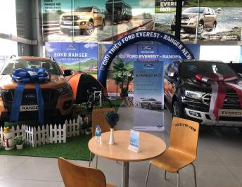 WESTERN AUTO LAUNCHES THE NEW FORD RANGER AND EVEREST