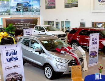 BIG PROMOTIONS FOR BUYING FORD CARS AT WESTERN AUTO