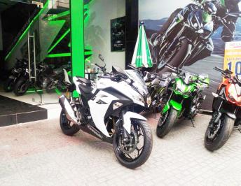 KAWASAKI VIETNAM MOTORROCK – THE LUCKY DRAW EVENT FOR THE 60TH FOUNDATION ANNIVERSARY OF TC GROUP MALAYSIA