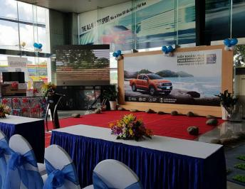 LAUNCHING FORD RANGER 2016 AT WESTERN FORD