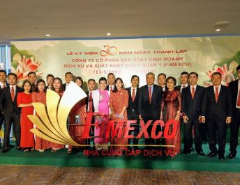 30 YEAR CELEBRATION CEREMONY OF ESTABLISHING FIMEXCO JOINT STOCK COMPANY (MAY 13TH 1989 – MAY 13TH 2019)