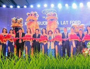 DA LAT FORD HAS OFFICIALLY BECOME THE DEALER WITH FORD SIGNATURE STANDARD OF FORD VIETNAM