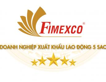 FIMEXCO Labor Export Center has been upgraded to a 5-star standard in 2019