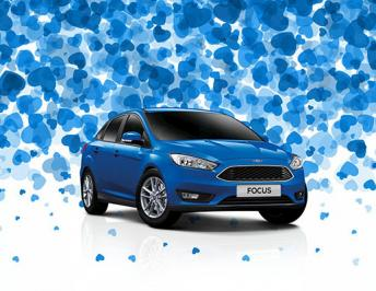 WITH STYLE FORD FOCUS TO WELCOME THE INTERNATIONAL WOMEN'S DAY, MARCH 8TH