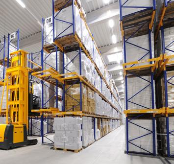 Warehouse - Logistics