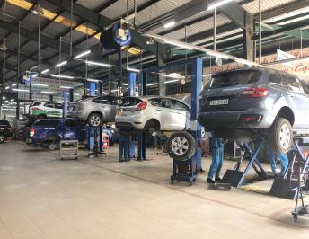 BIG SUMMER PROMOTION OF WESTERN AUTO