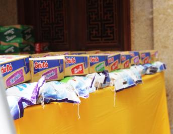 CHARITY HOPE – DREAM TEAM TOGETHER WITH FIMEXCO JSC AT PHAP VO PAGODA