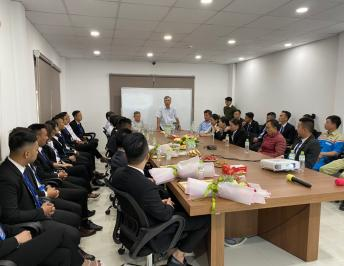 HUMAN RESOURCE APPOINTMENT CEREMONY AT DALAT AUTO TRADING SERVICE JSC